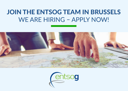 Join the ENTSOG Team in Brussels