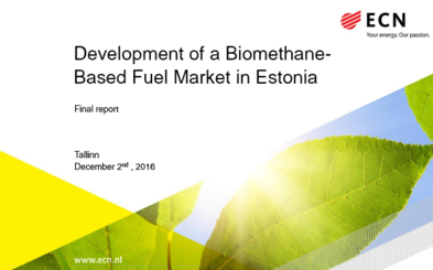 Biomethane registry